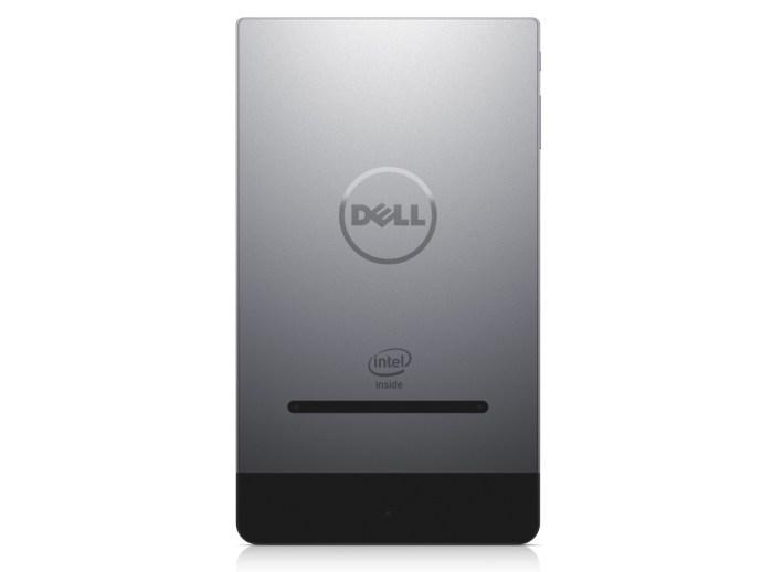 Dell Venue 8 7000 review - rear