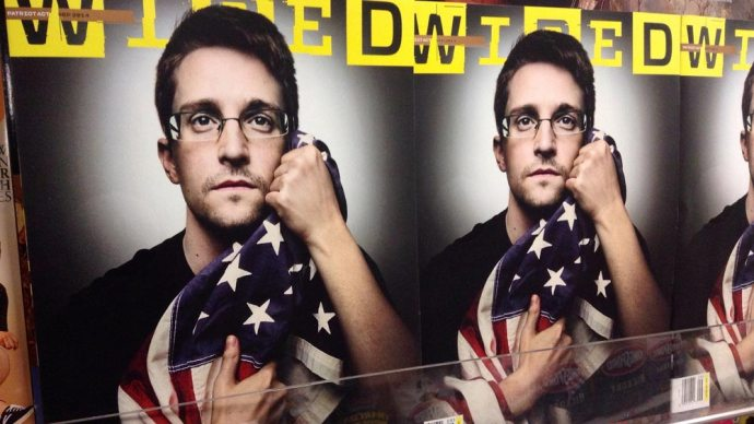 CeBIT 2015: Edward Snowden