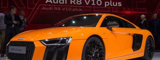 Audi e-Diesel - Audi R8