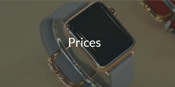 The Best Smartwatches 2015 - prices