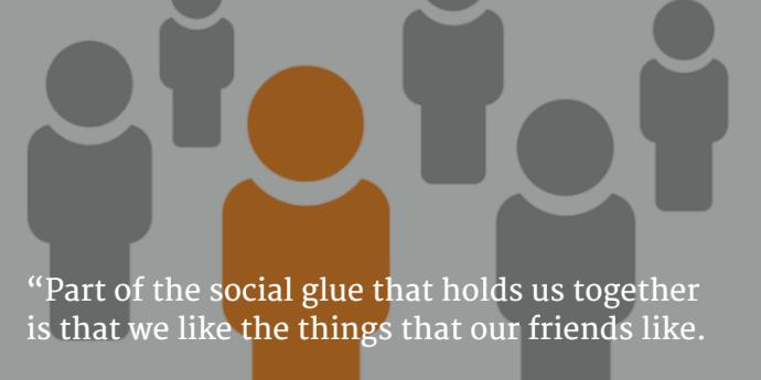 Psychological tricks that make us click - social
