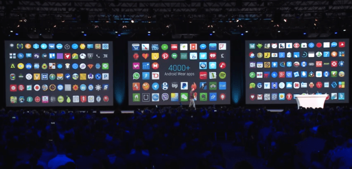 Android M Android Wear