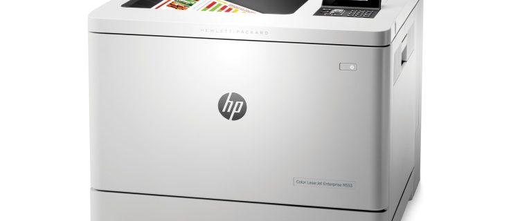 HP Color LaserJet Enterprise M553dn review