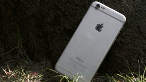 Apple iPhone 6 review: Rear view