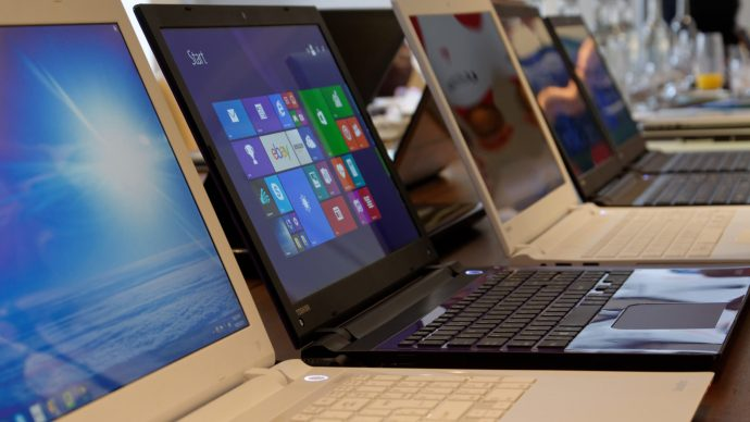 New Toshiba Satellite laptops