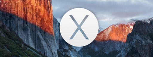 Hands on: OS X El Capitan preview