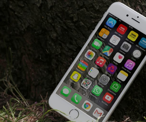 Apple iPhone 6 review: Main shot