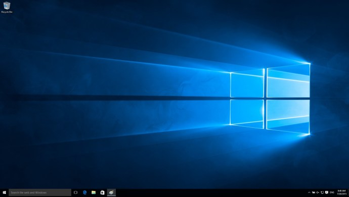 Windows 10 review: The desktop