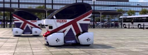 UK guidelines law autonomous cars
