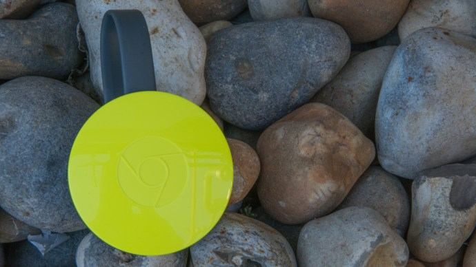 Google Chromecast 2 review lemonade colour