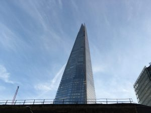 Apple iPhone 6s review: Camera sample, the Shard