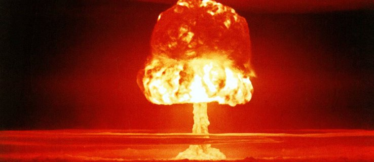 US needs to cut its nukes by 98% if the world is to avoid a nuclear winter