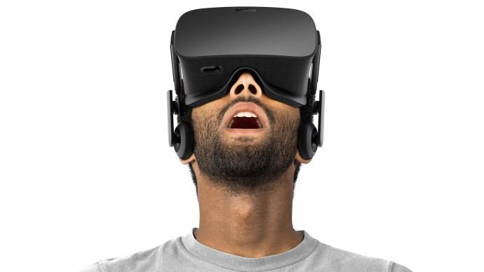 Oculus Rift virtual reality headset release date