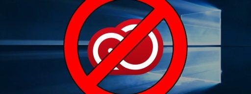 remove creative cloud files file explorer