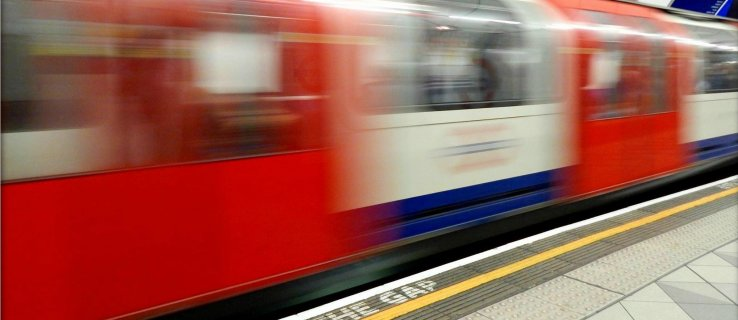 Mathematically, the London Underground is too fast. No, really.