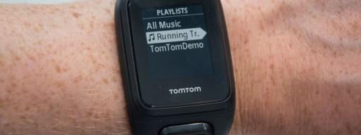 TomTom Spark review: Music navigation