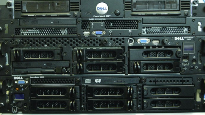 Windows Server 2003: tecnologías heredadas en Dell