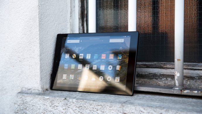 Amazon Fire HD 10in review