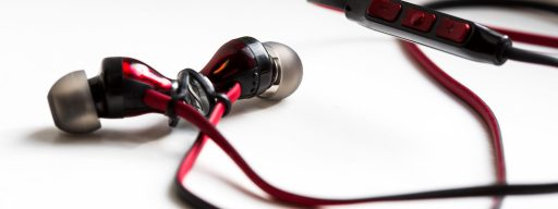 Sennheiser Momentum In-ear review: These don't look like your average Sennheiser headphones - they're very nice looking
