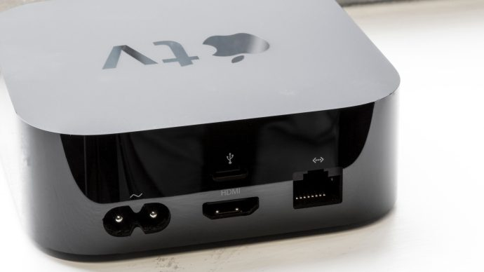 New Apple TV (2015) review - ports