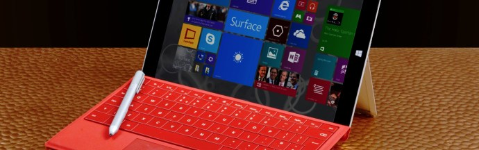 Best laptops - Microsoft Surface 3