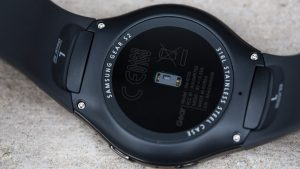 Samsung Gear S2 review: Heart rate monitor