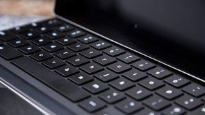 Google Pixel C review: Keyboard keys