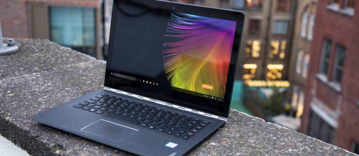 Lenovo Yoga 900 review: A big power boost for Lenovo's ultra-slim Windows 10 laptop
