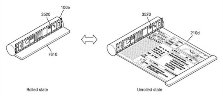 Samsung's CRAZY patent hints at a foldable smartphone