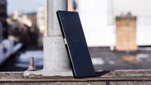 Sony Xperia Z5 Premium review: Black model