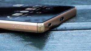 Sony Xperia Z5 Premium review: Xperia engraving