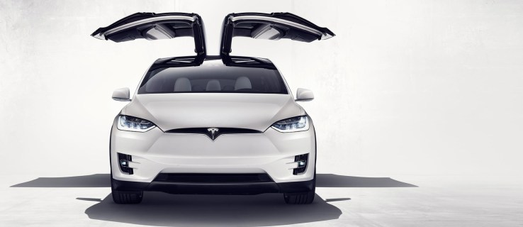 Tesla to recall 11,000 Model X SUVs