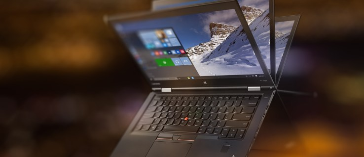 Lenovo ThinkPad X1 Yoga review (hands-on): OLED finally comes to laptops
