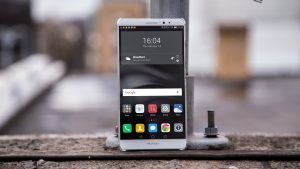 Huawei Mate 8 review: Front
