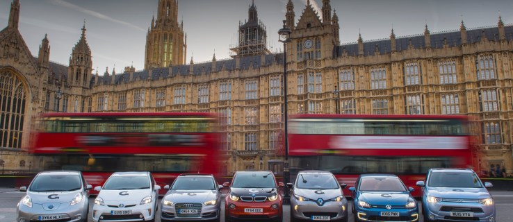 The UK went crazy for electric vehicles and hybrids in 2015