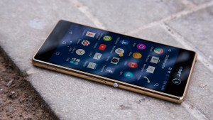 Sony Xperia M5 review: On its side