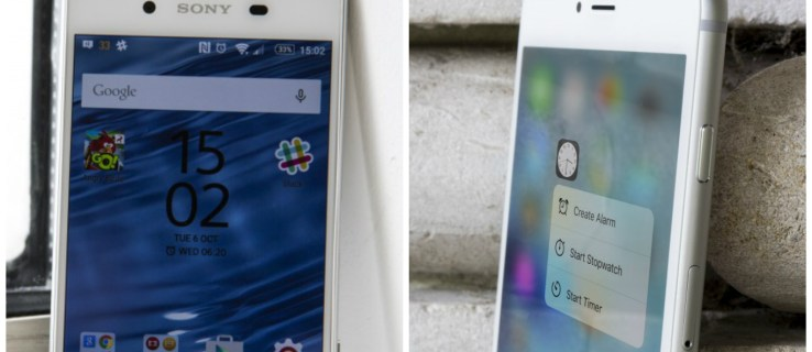 Sony Xperia Z5 vs iPhone 6s: Which is the better phone?