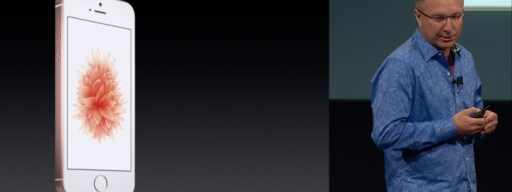 iPhone SE event as it happened: Apple releases 9.7in iPad Pro, 4in phone and and new Apple Watch straps