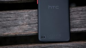 HTC Desire 530 review: Bottom rear