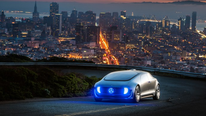 Cars of the future: The 6 best concept cars
