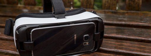 Samsung Gear VR with Samsung Galaxy S6
