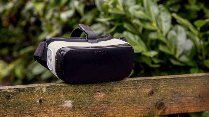 Samsung Gear VR hero shot