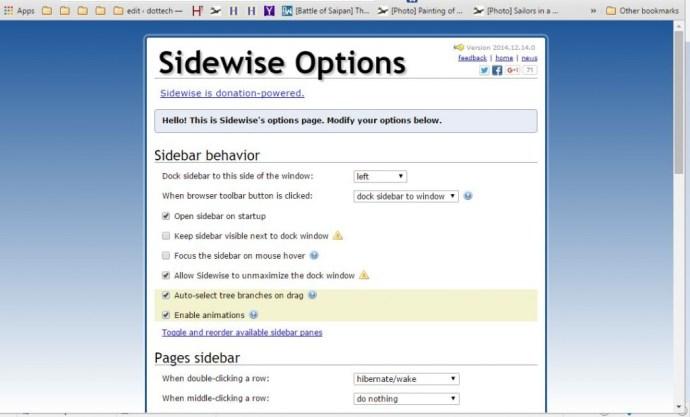 Chrome sidebar8