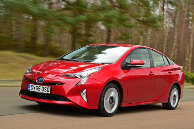 best hybrid car toyota