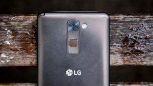 LG Stylus 2 camera