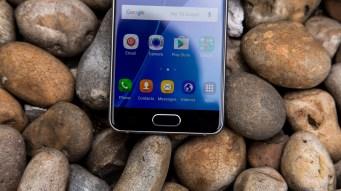 Samsung Galaxy A3 home button