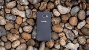 Samsung Galaxy A3 rear