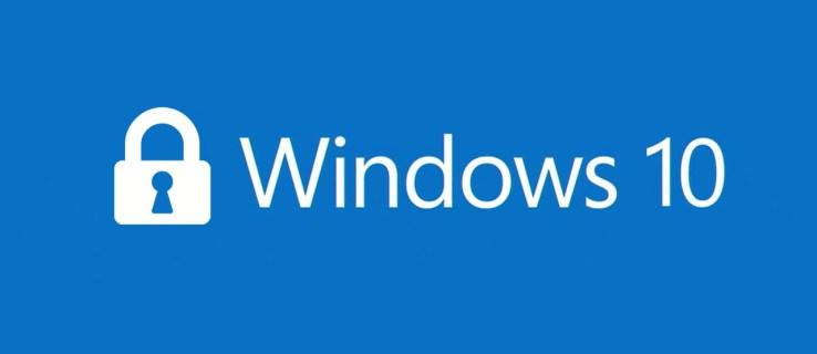 windows 10 locked