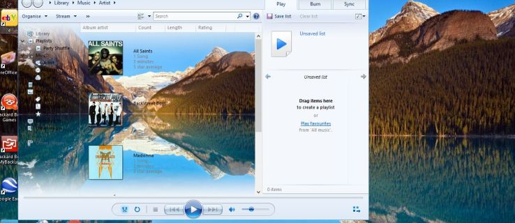 How to Customize Windows Media Player 12 in Windows 10