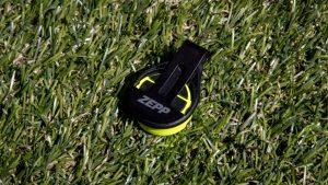 Zepp Golf 2 with clip